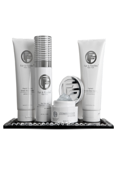 Fair & Flawless Body Whitening Essential Collection