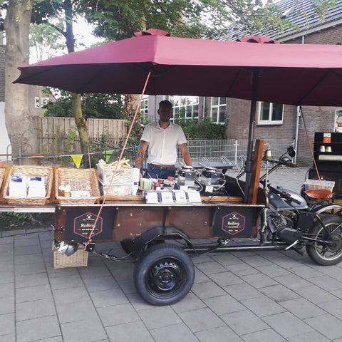Wafel Foodtruck