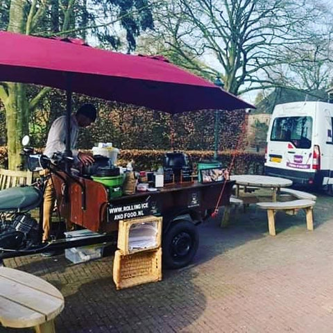 Poffertjes Foodtruck