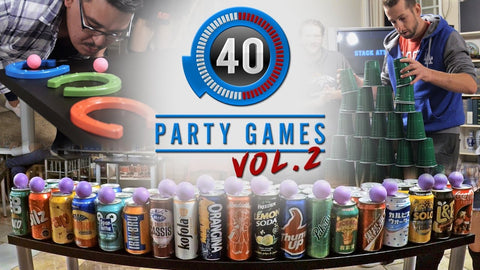 40 Party Game´s