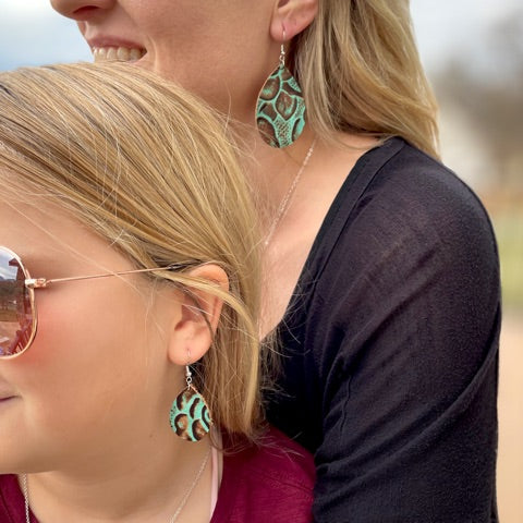 Mom & Me earrings