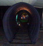 Black Lycra Tunnel