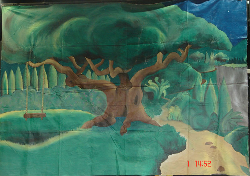 Backdrop:  Enchanted Forest