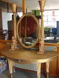 Gold Egyptian Themed Dressing Table