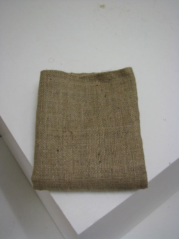 Hessian Fabric Squares