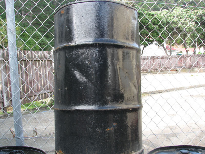 Oil Drums, Small