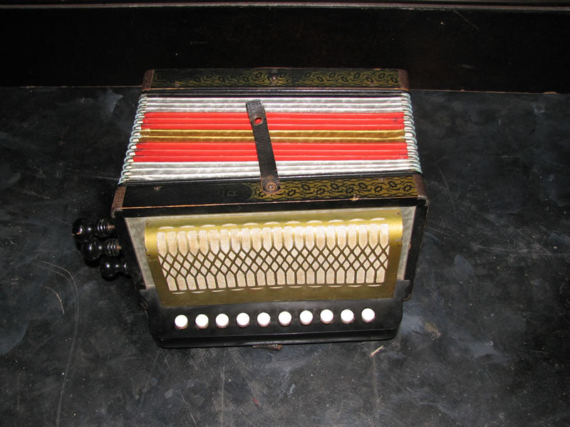 Piano Accordion, Small