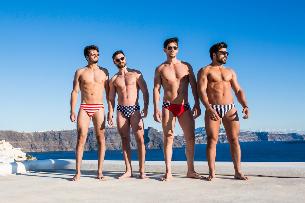 WAPO WEAR swimwear