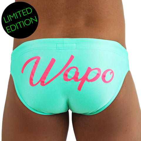 """WAPO"" COLOR-POP MINT"