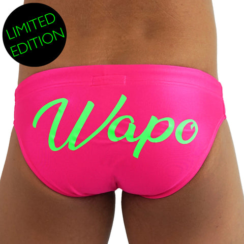 """WAPO"" COLOR-POP PINK"