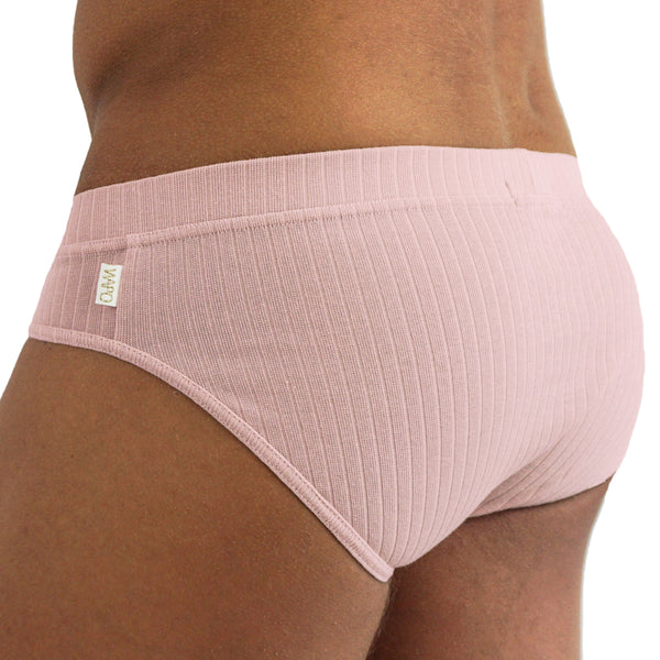 ESSENTIAL BRIEFS POWDER PINK