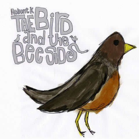 Relient K Bird and the Bee Sides CD