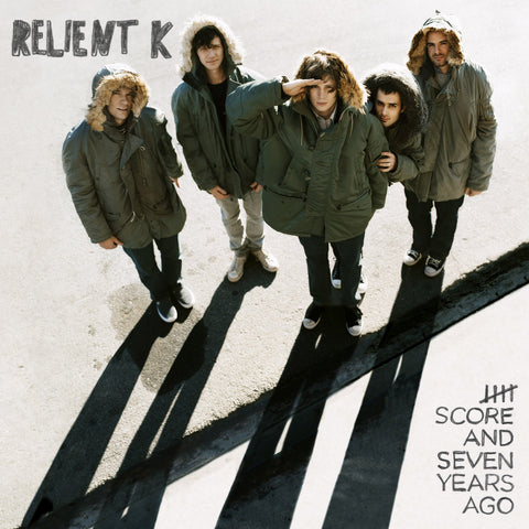 Relient K Five Score And Seven Years Ago CD