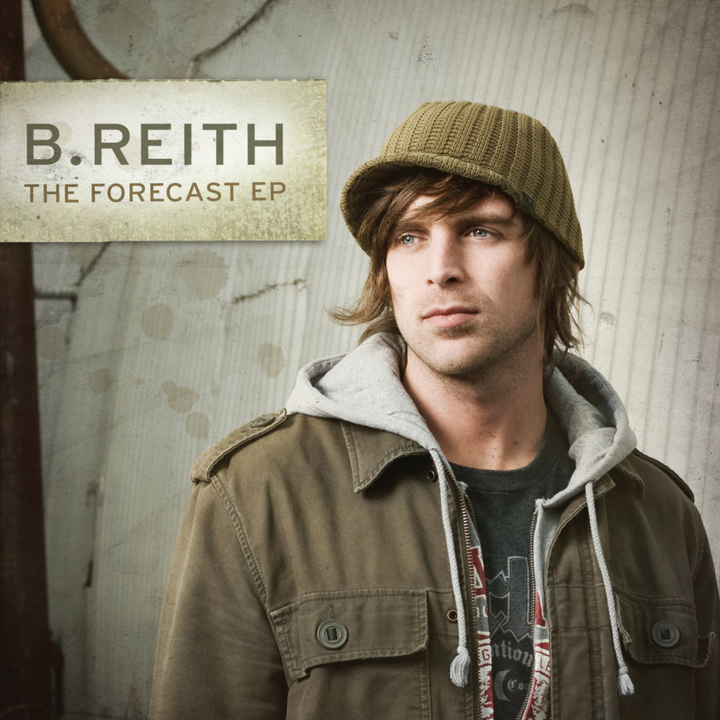 B.Reith The Forecast EP