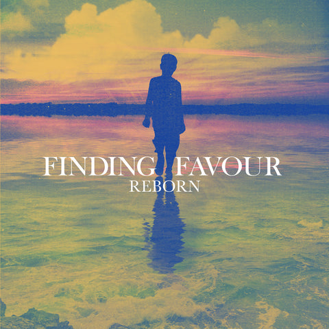 Finding Favour Reborn CD