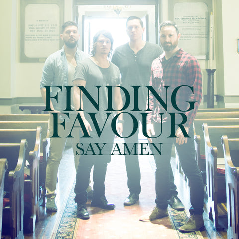 Finding Favour Say Amen EP
