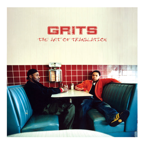 Grits Art Of Translation CD