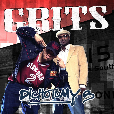 Grits Dichotomy B CD