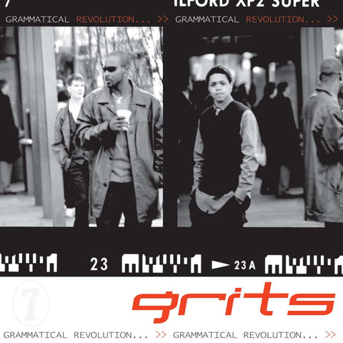 Grits Grammatical Revolution CD