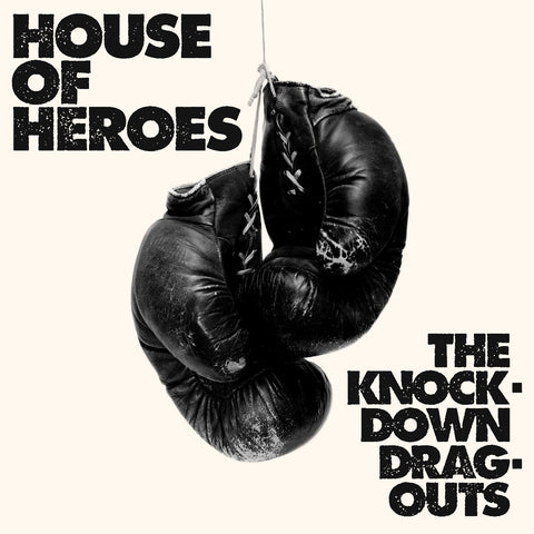 House Of Heroes The Knock-Down Drag-Outs CD