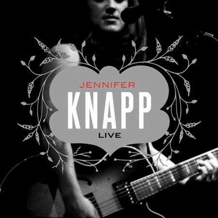 Jennifer Knapp Live CD