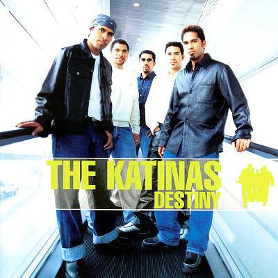 The Katinas Destiny CD