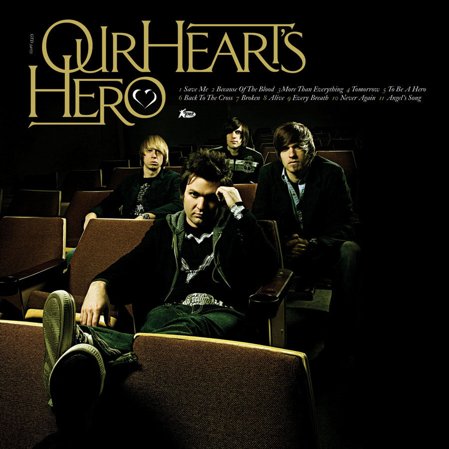 Our Heart's Hero CD