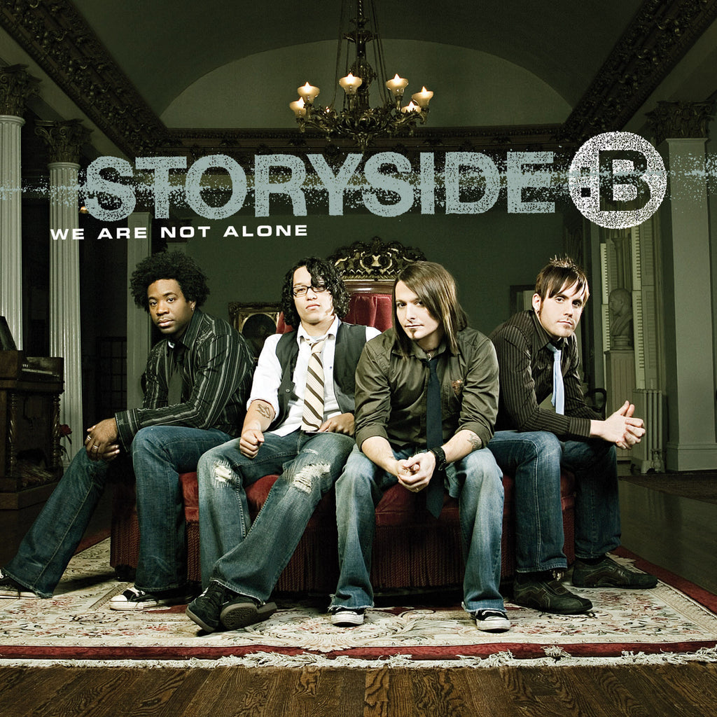 StorySide:B We Are Not Alone CD