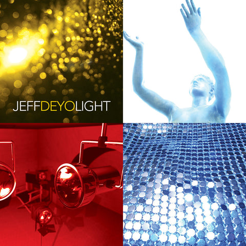 Jeff Deyo Light CD (Autographed)