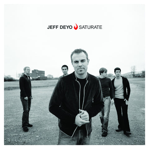 Jeff Deyo Saturate CD
