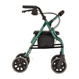 NOVA ZOOM 20 ROLLATOR RED