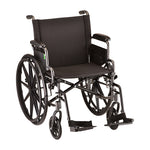 NOVA LIGHTWEIGHT WHEELCHAIR 20''