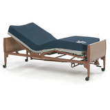 INVACARE HOSPITAL BED SEMI ELECTRIC PACKAGE