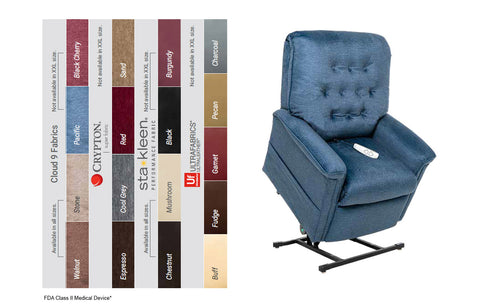 PRIDE LIFT CHAIR HERITAGE COLLECTION