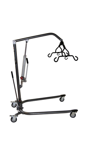 MANUAL HYDROLIC HOYER LIFT WITH STANDARD SLING