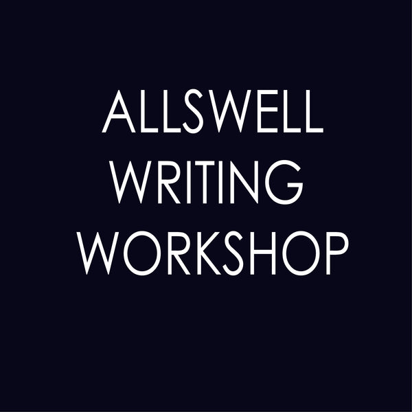 ALLSWELL SUMMER JOURNALING WORKSHOP