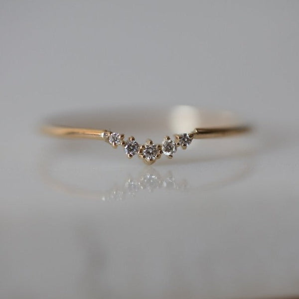Gjemni Ballerina Diamond Ring