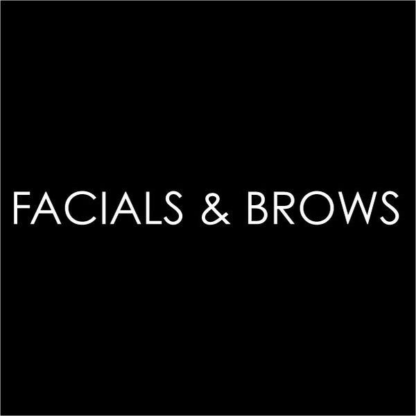 Facials & Brows - Take Time Out For Beauty