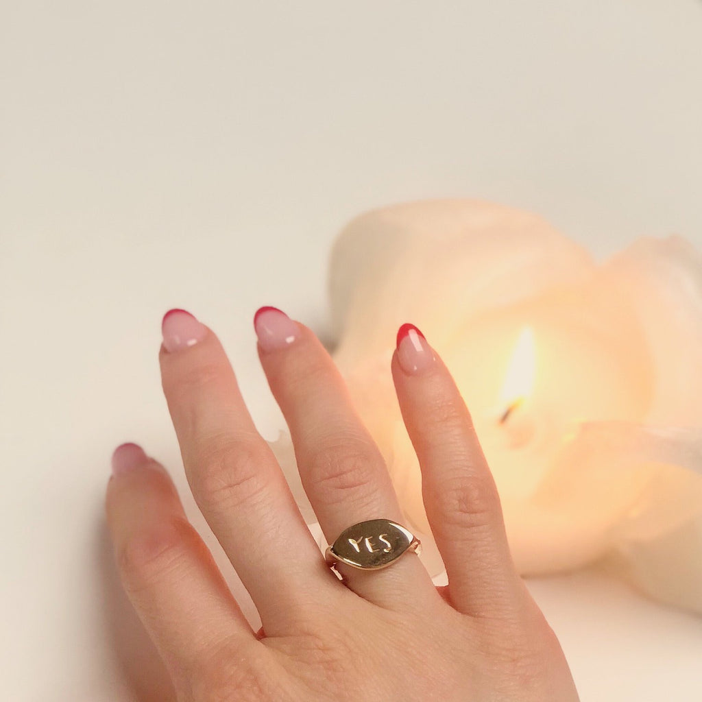 Alex Jewelry Studio | Yes Ring