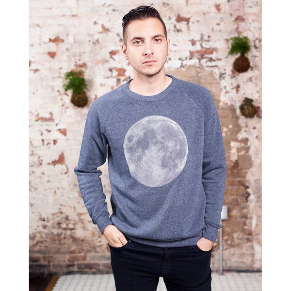 Full Moon Heather Sweatshirt