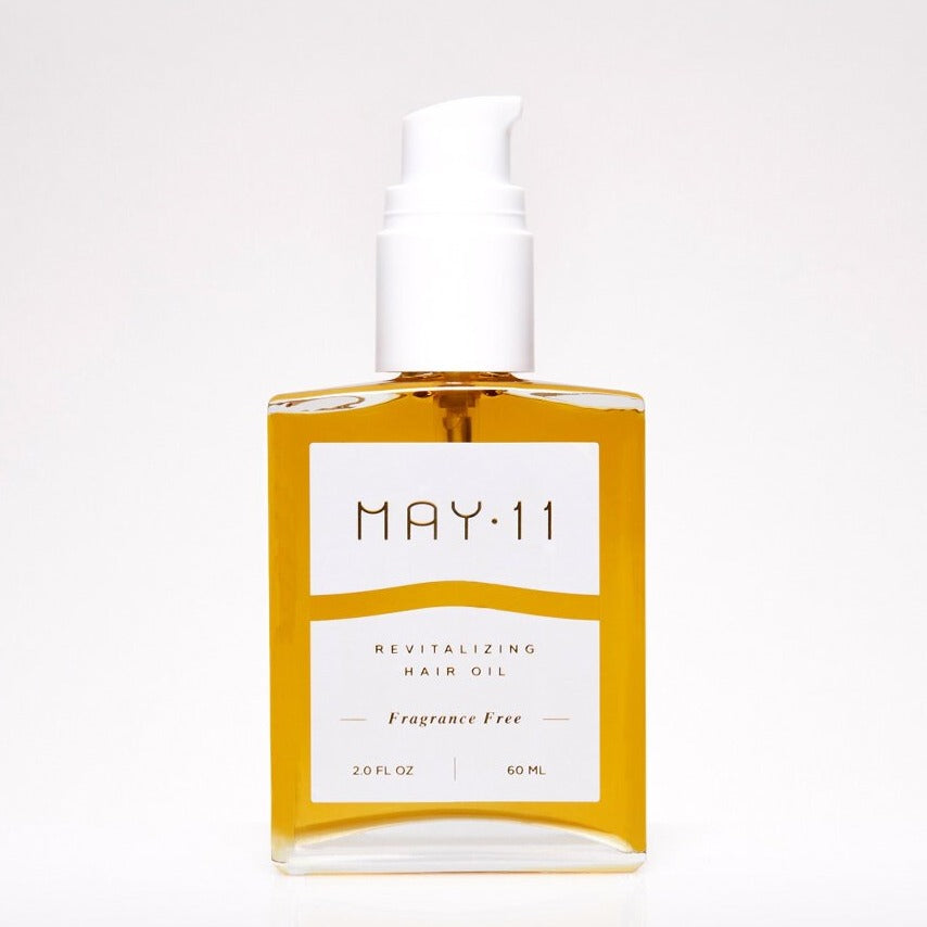 may11 fragrance free hair oil
