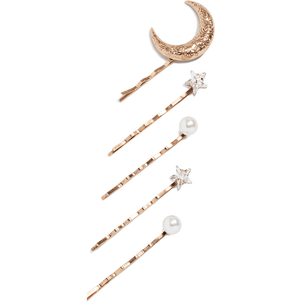 Jennifer Behr - Oberon Bobby Pin set of 5