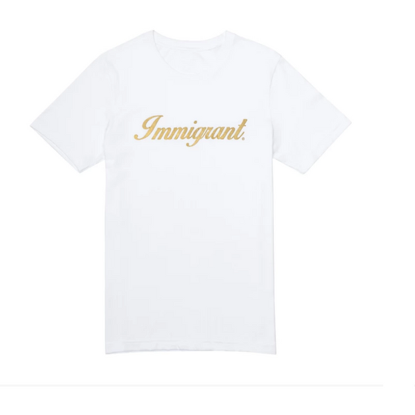 Immigrant Crewneck T-Shirt