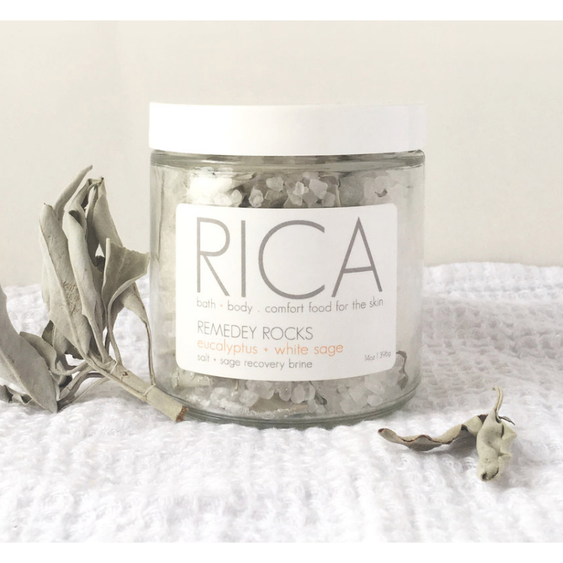 RICA - Eucalyptus Remedy Salts