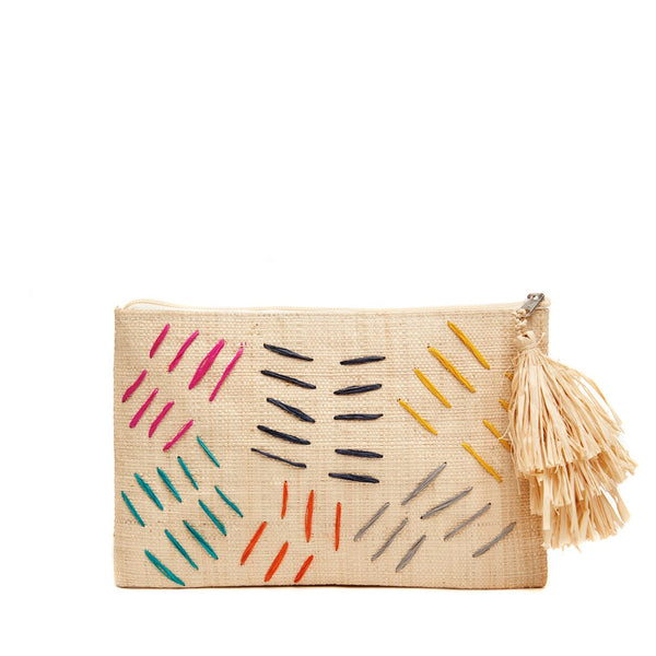 Mar Y Sol Selva Clutch