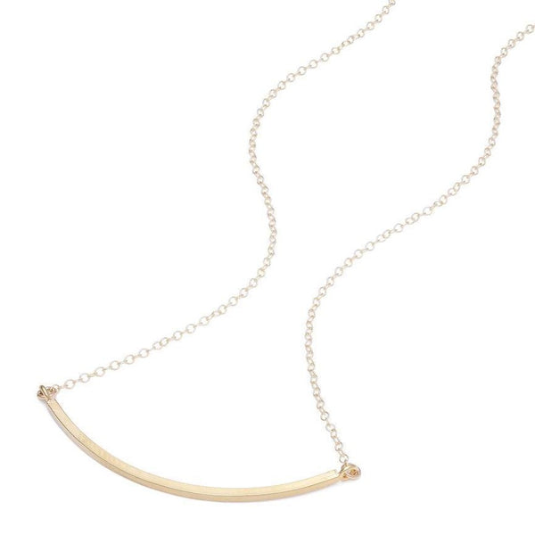 Baleen - Small Curve Necklace