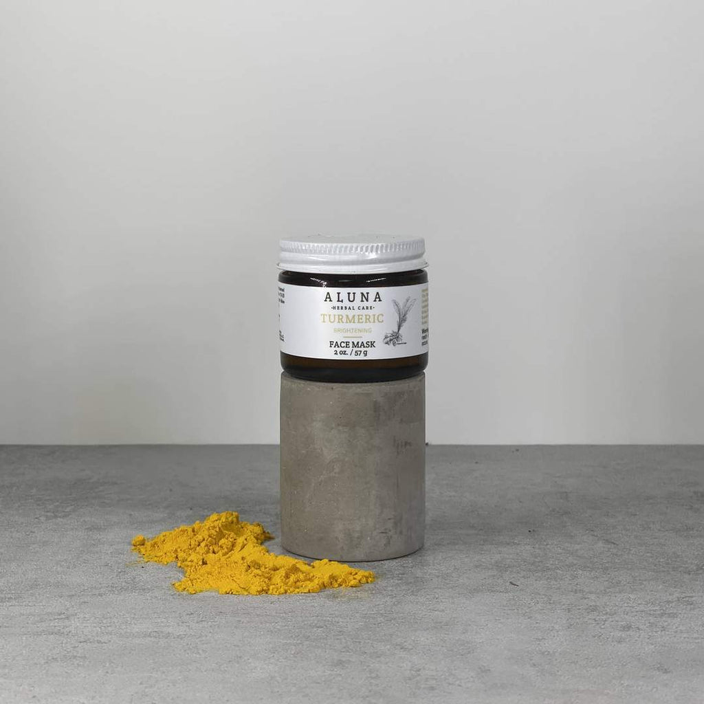 Aluna Herbal Care - Turmeric Brightening Face Mask
