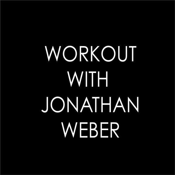 Work out with Jonathan Weber