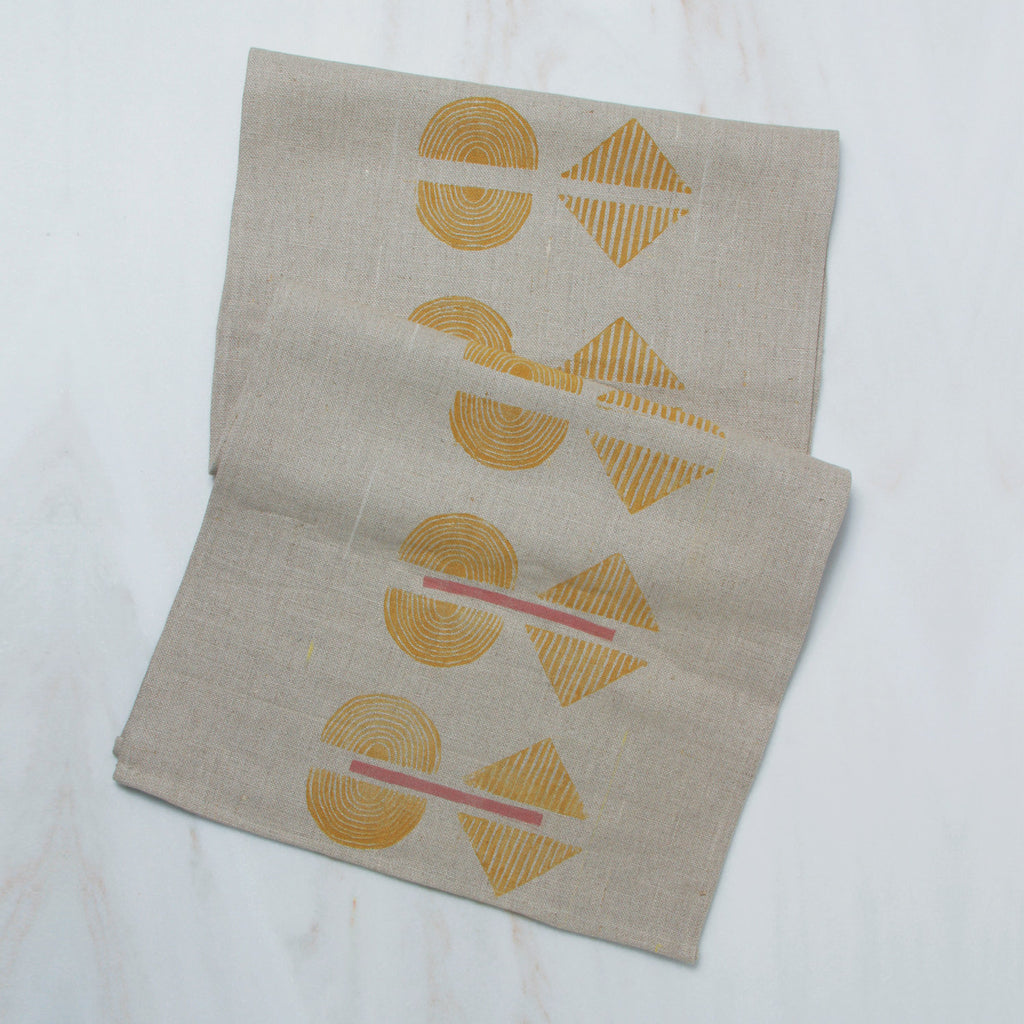 For Reasons Unknown - Zuni Table Runner