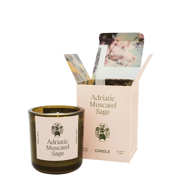Flamingo Estate - Adriatic Muscatel Sage Candle